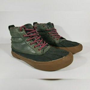 Vans Sk8-Hi Del Pato MTE Women's Shoes Size 10